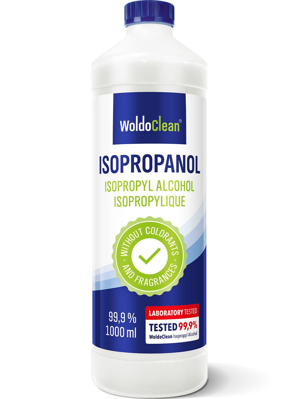 Isopropanol 99,9% 2-Propanol Isopropylalkohol Reiniger - IPA Reinigungsmittel
