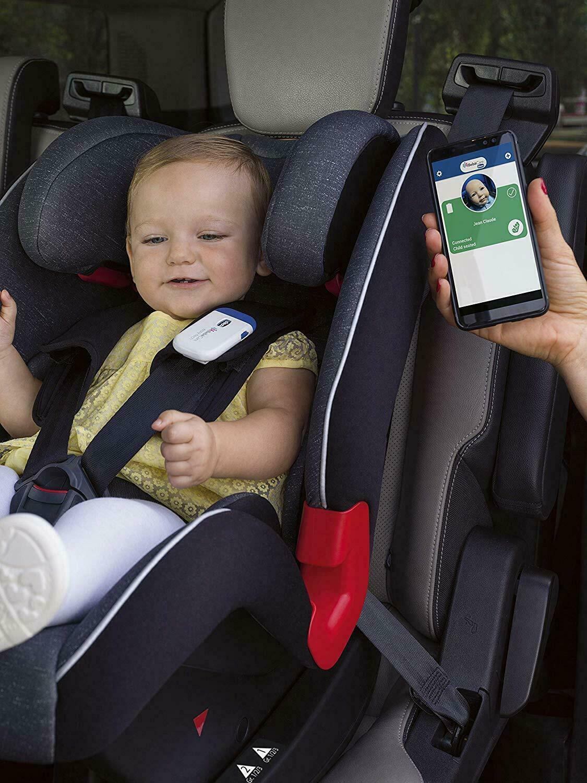 CHICCO Dispositivo Anti Abbandono BebèCare Antiabbandono per Seggiolino Auto