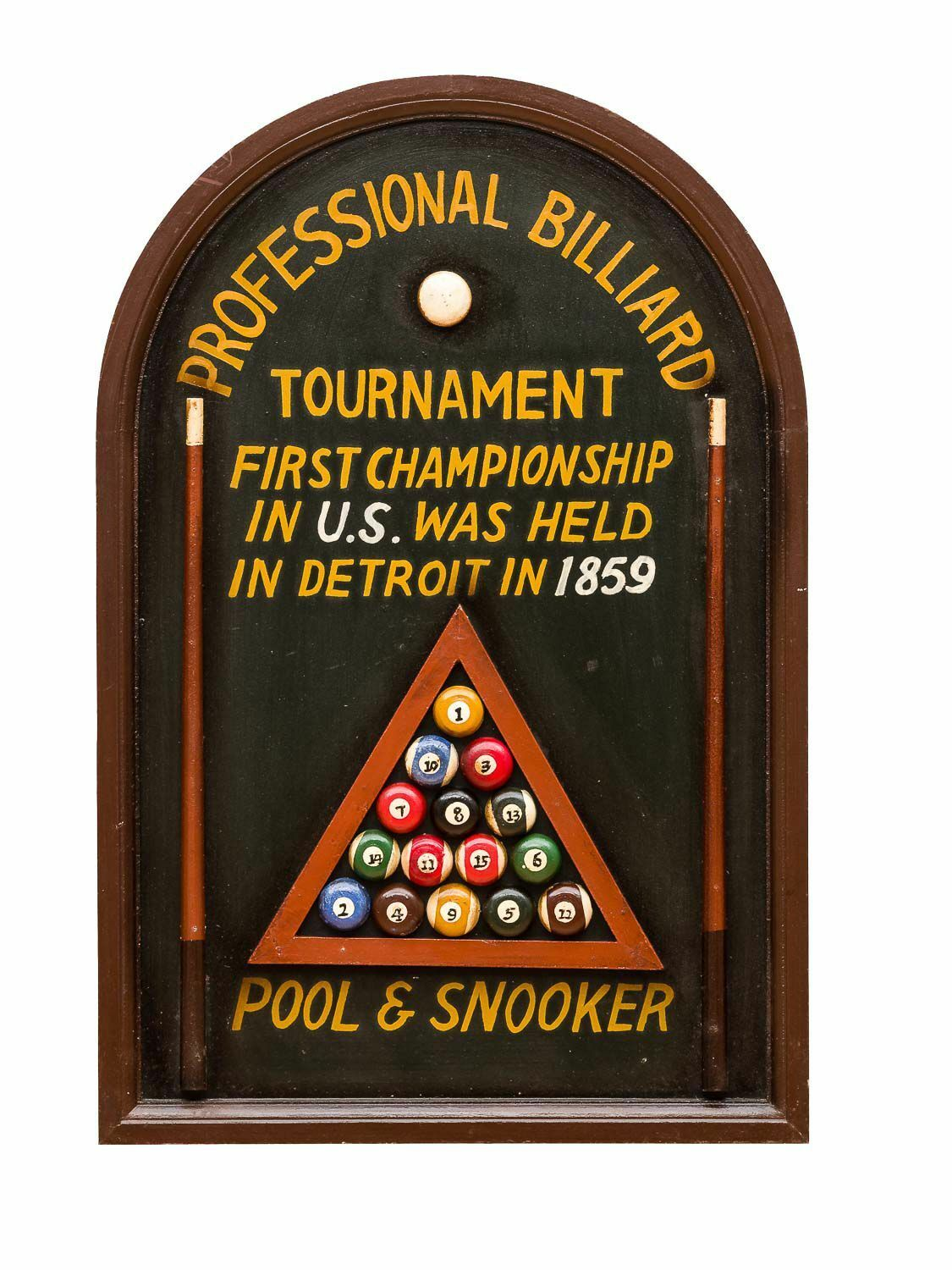 3D Billard Gemälde Deko Bild Tafel Snooker Pool Billiard  Wandbild Coe Queue