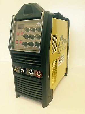 Ahp Alphatig 201xd 200-amp Igbt Pulse Ac Dc Tigstick Welder 110240v