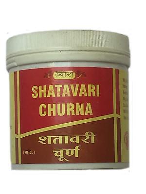 VYAS Shatavari Powder Shatavar Satavar 100% Ayurvedic Medicine - 100gm Free (Ayurvedic Medicine)