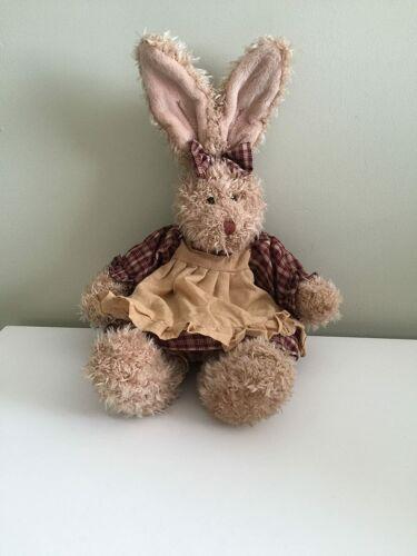 Country Bunny Plush Bunny