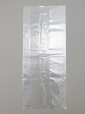 Plastic Bag-clear Ldpe Poly Produce Bags 10x8x24 1.0 Mil - 500 Bagscase