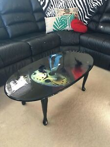 Friday the 13th tables end side and coffee tables
