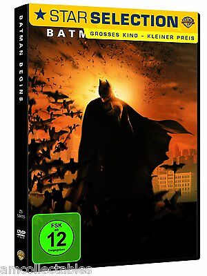 DVD - Batman Begins - Nuevo/Emb.orig