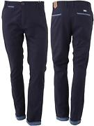 Mens Casual Chino Trousers