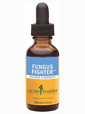 Fungus Fighter Compound - Herb Pharm, Fungus Fighter Compound 1 fl oz each, 2 Bottles