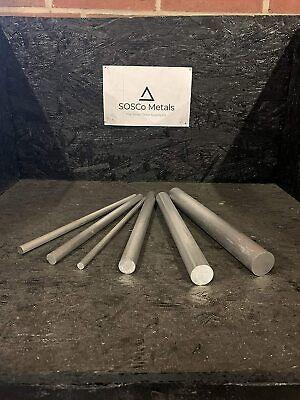 Aluminum Round Rod 12 58 34 78 1 1-14 Bar 12 Length Assortment 6 Pc