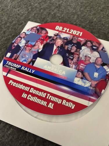 Former President Donald Trump rally in Cullman, AL 08.21.2021
