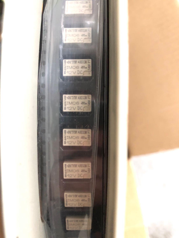 IM41GR 5-1462037-4 Signal Relay 2A 3VDC SMT 8 Pins x 10pcs
