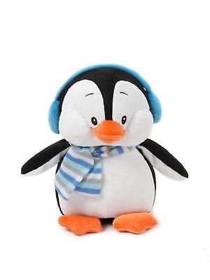 Christmas Plush Toys Soft Penguin Stuffed Doll Gift for Kid Boy Girl 11 inches