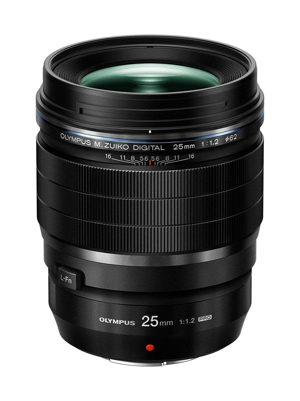 Olympus - M.zuiko Digital Ed 25mm F1.2 Pro Lens