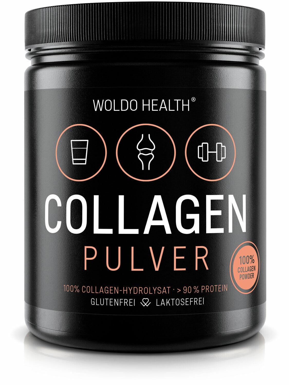 Collagen Protein Pulver 100% reines Rinder Kollagen für Haut Gelenke - Knorpel