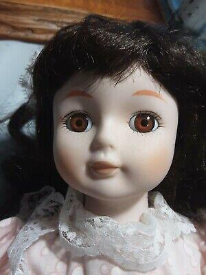 Heritage Mint Ltd Collection Porcelain Doll