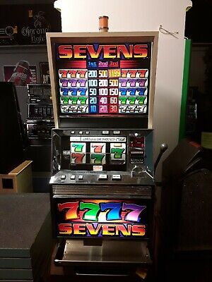 Sevens by Bally Slot Machine-FREE SHIPPING@