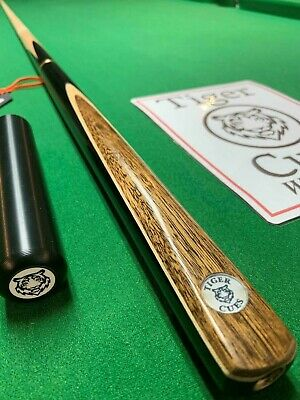 Tiger Cues - 2Pc Maple and Ebony - Rocket (20.1oz (9.7mm tip)
