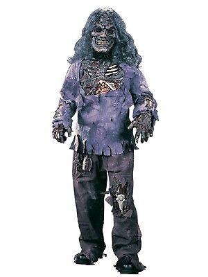 Boys Complete Zombie Undead Halloween Costume](Boys Zombie Halloween Costumes)
