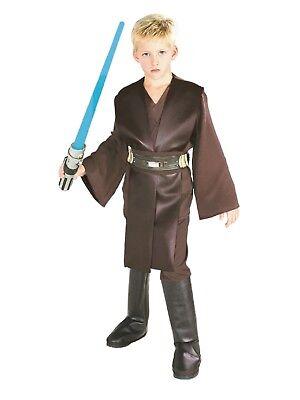 Star Wars Boys Deluxe Anakin Skywalker Halloween Costume - Anakin Skywalker Boy