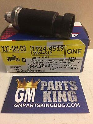 GM OEM-Oil Pressure Sending Unit 19244519