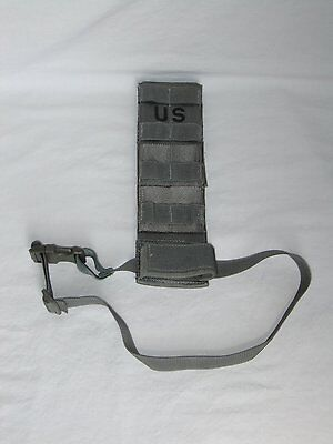 NEW Molle ACU Drop Leg Holster Pouch Extender Extension Alice Foliage Green Gray