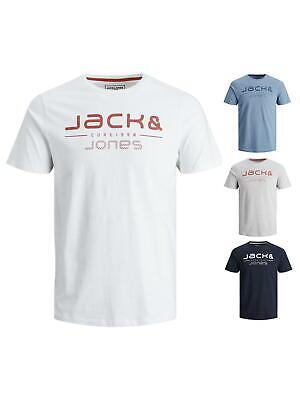 Jack & Jones Herren T-Shirt JcoHoney Tee - Rundhals Silm-Fit XS S M L XL online kaufen