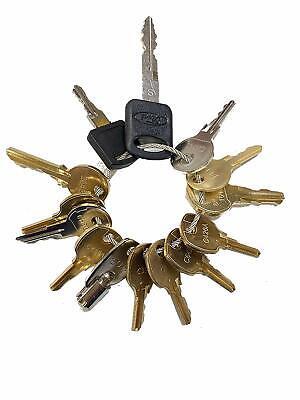 15 OEM Pentesting Keys 1284x FEO-K1 16120 222343 CH751 CH501 C346A C390A E114