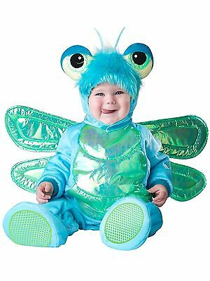 InCharacter Dinky Dragonfly Infant Toddler Halloween Costume XS 0-6 Months