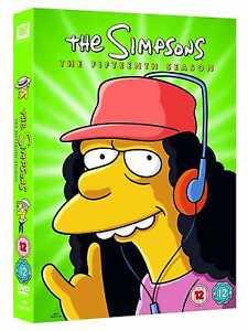 The Simpsons: Complete Season 15 - DVD