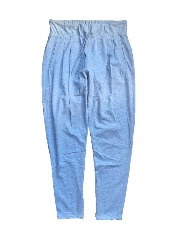 Jogging gris clair adidas s