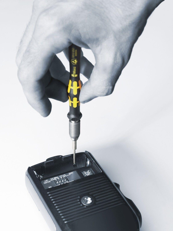 Wera 135926 Kraftform Kompakt W1 Tournevis Kit de maintenance UK livraison gratuite neuf