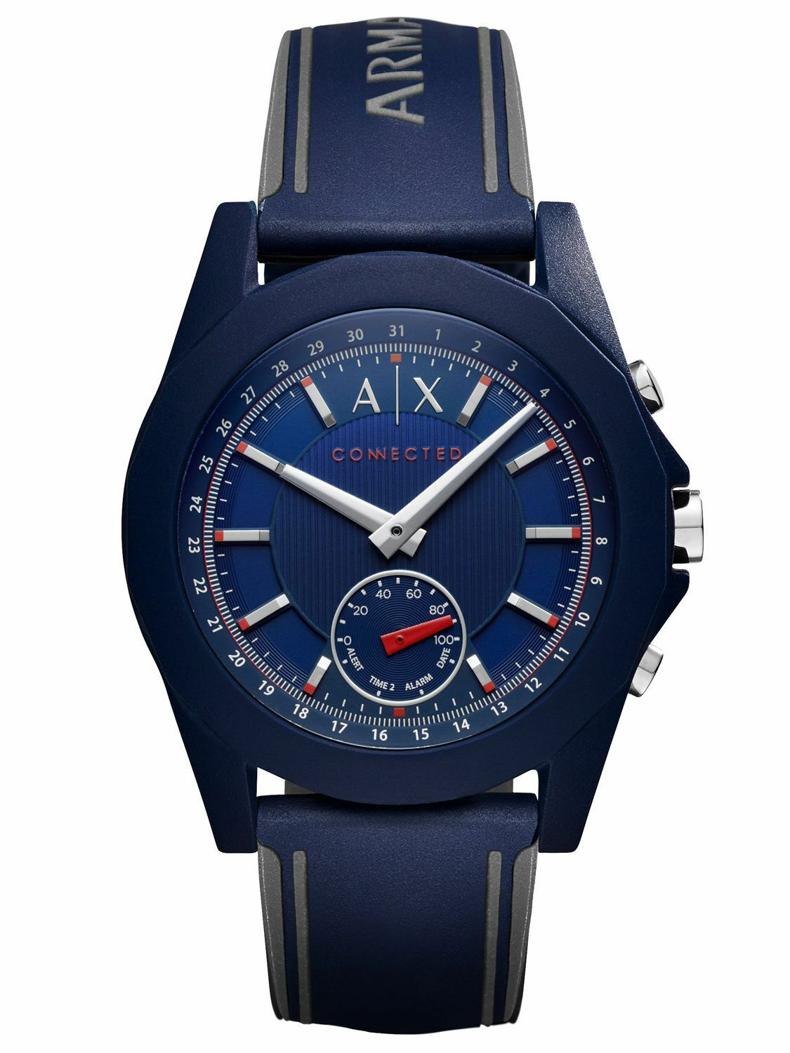 Ax Armani Exchange Connected Smart Watch, 44Mm