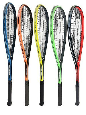 Prince Power Squash Racket inc Full Length Cover RRP £65 Prince Sports Inc