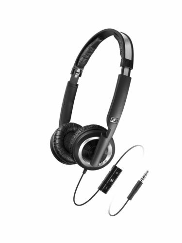 Sennheiser Px 200 III Helmet Stereo Headband Foldable Closed Remote Abc Micro