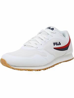 Fila Men's Forerunner Sneakers - White/Red/Blue Shoes