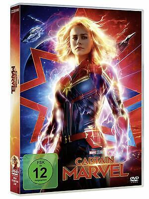 Captain Marvel - DVD / Blu-ray - *NEU*