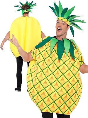 Erwachsene Ananas Kostüm Frucht Sommerfestival Kostüm Herren - Sommer Festival Kostüm