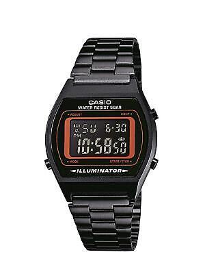 Casio Uhr B640WB-4BEF Unisex Armbanduhr Digitaluhr Black Watch Neu