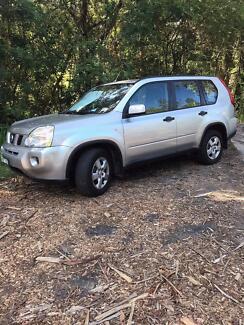 2008 Nissan Xtrail Manual. 4x4 129,000kms Avoca Beach Gosford Area Preview
