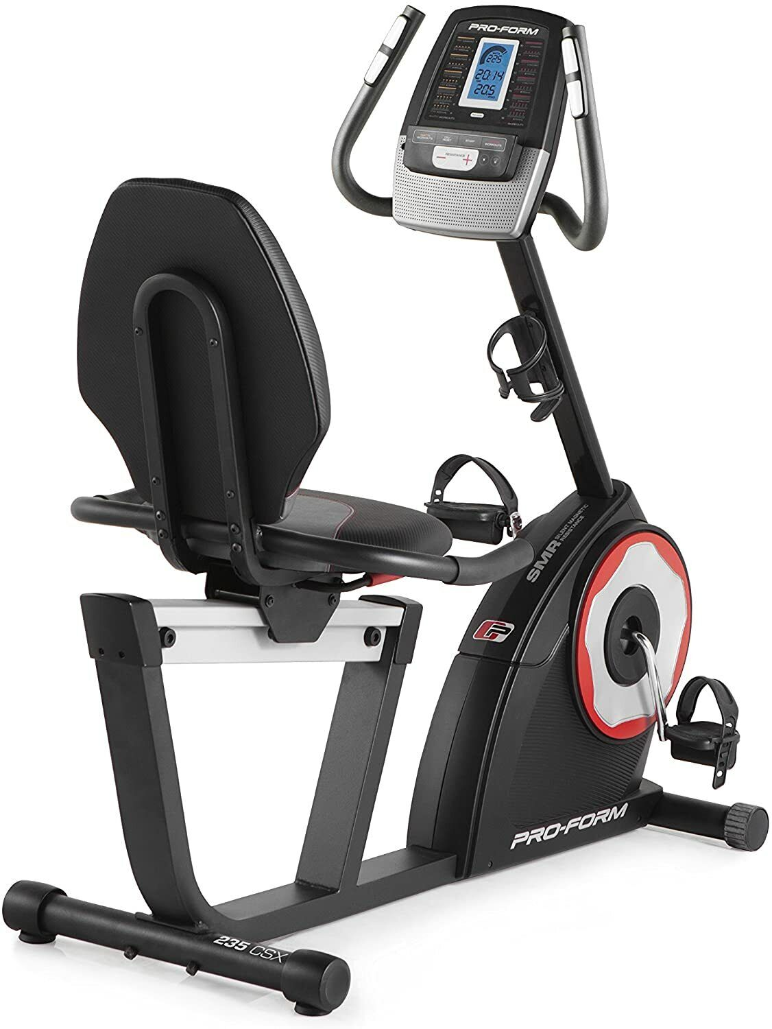 ProForm Indoor Cardio Fitness Training Workout Exercise Stat