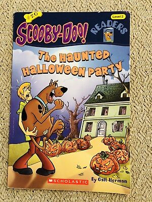 Scooby Doo The Haunted Halloween Party by Gail Herman Level 2 Readers #20 ](The Haunted Halloween Party Book)