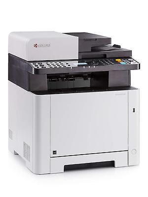 Farb-Laser-Multifunktionsgerät Kyocera Ecosys M5521cdw Drucker Scanner Kopierer