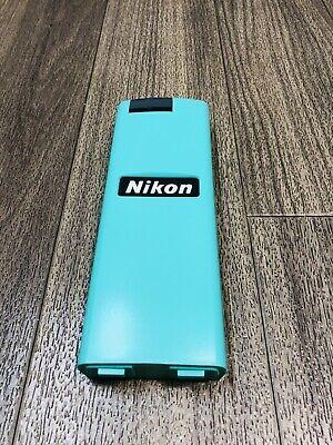 Bc-65 Battery For Nikon Dtm Npl Npr Q75e Total Station. Surveying