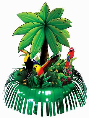 Hawaiian Centerpieces (Amscan International Centrepiece Fringe Palm Tree)