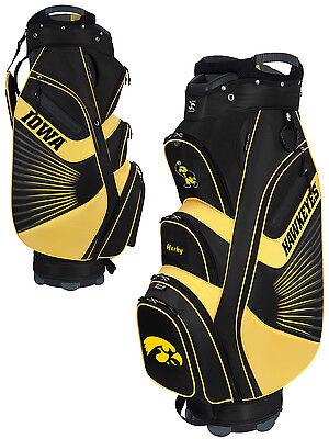 Team Effort The Bucket II Cooler NCAA Collegiate Golf Cart Bag Iowa Hawkeyes ()