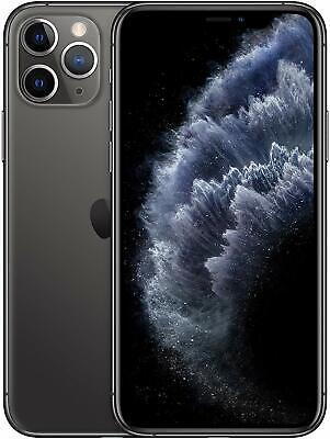 Smartphone Apple iPhone 11 Pro (64GB) Grigio Siderale Space Gray Garanzia 24mesi