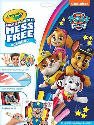 Coloring Pages Boys (Kids Gift Paw Patrol Coloring Book Pages Markers Mess Free Coloring Girls)
