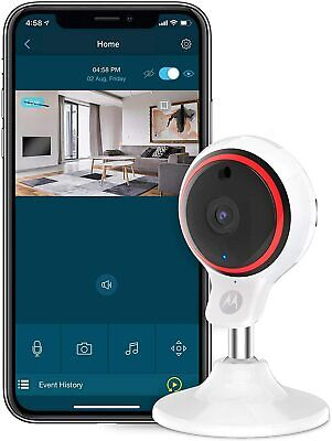 MOTOROLA Focus 71 Full HD WiFi Security Camera Brand New