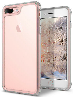 For iPhone 8 Plus 7 Plus Case Caseology® COASTLINE Protective Clear Slim Cover