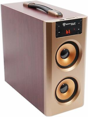 Home Theater Surround Sound Speakers System Loud Bluetooth/USB/FM Rockville (Best Sounding Home Speakers)