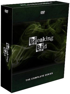 Breaking Bad: Complete Series Season 1-6 DVD Box Set-Don't Miss,SHIPS IN 24 HRS!